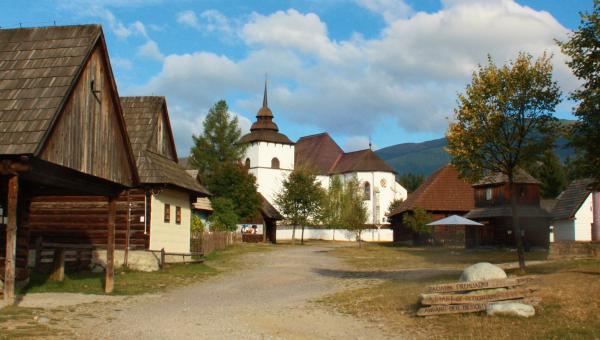 Múzeum liptovskej dediny Pribylina - náhľad