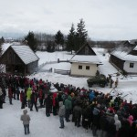 Podujatie Oslobodenie Liptova v Múzeu liptovskej dediny v Pribyline (16)