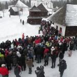 Podujatie Oslobodenie Liptova v Múzeu liptovskej dediny v Pribyline (4)