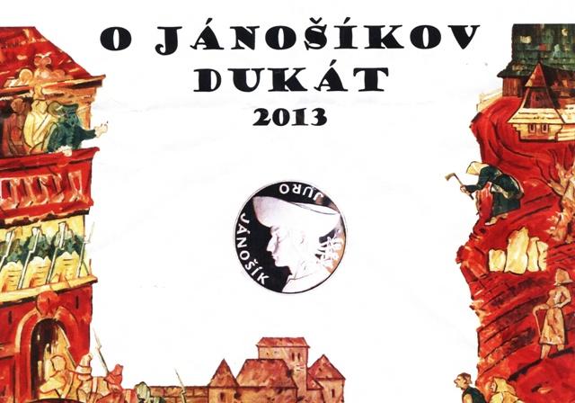O Jánošíkov dukát 2013 - náhľad