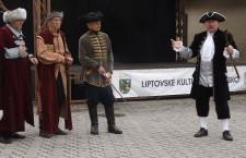 Liptovský Mikuláš v premenách vekov 16. 6. 2017